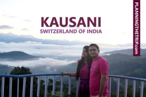 Kausani Switzerland of India best hill station Uttarakhand